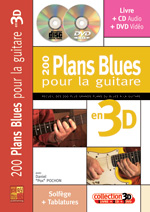 200 plans blues pour la guitare